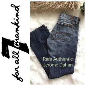 Rare Authentic 7 For All Mankind Boot Cut Jeans